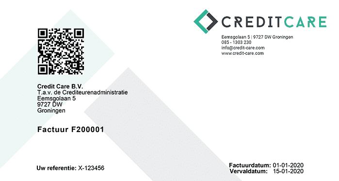 Betalen Met QR-code